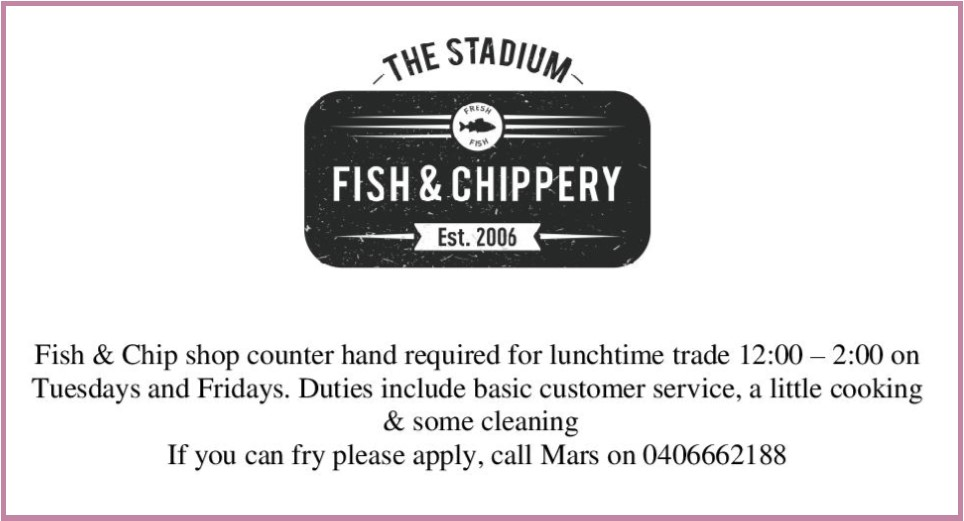 Fish and Chippery